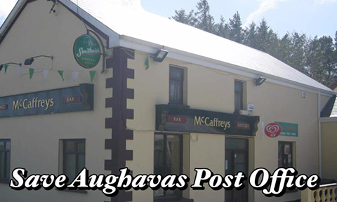 Aughavas to meet with An Post