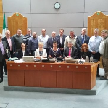 Finola Armstrong-McGuire elected to Chair of Leitrim County Council.