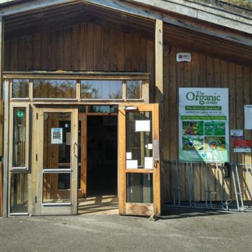 Successful Organic Centre Open Day