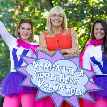 Volunteer Ireland National Awards 2017 – Nominations Now Open
