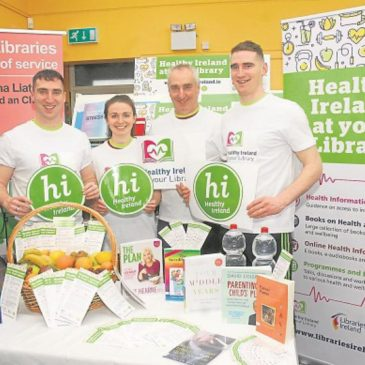 Healthy Ireland at Your Library in Leitrim