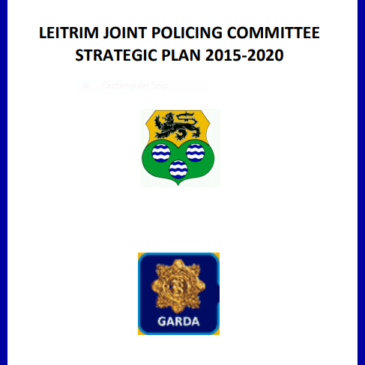 Update from Joint Policing Committee Meeting 1st April 2019