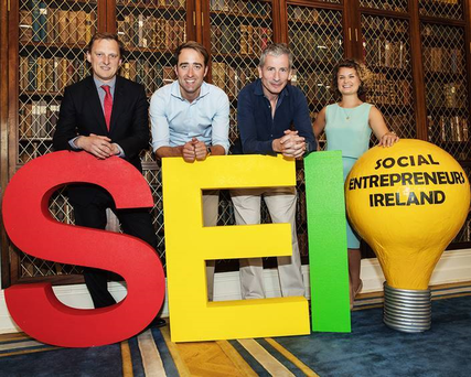Social Entrepreneurs Ireland Awards 2018
