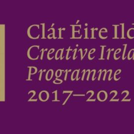 creative Ireland open Call banner