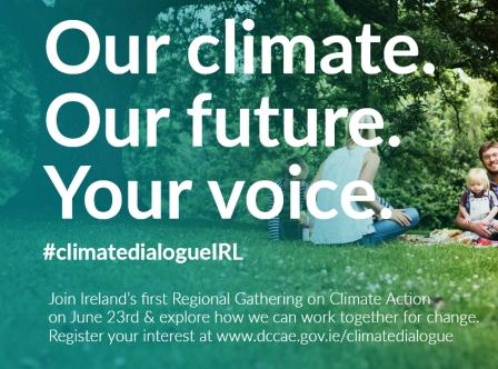 National Dialogue on Climate Action – Report