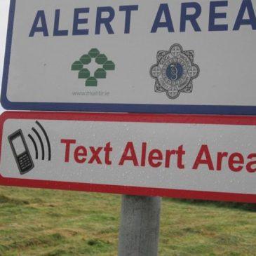 Text Alert Rebate Scheme 2018