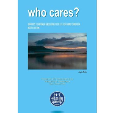 Who Cares for the Carers? – Report Launch