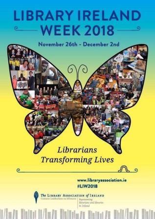 Libraries Ireland Week 2018