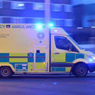 Calling An Ambulance