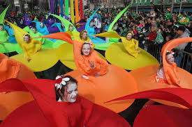 Patrick's Day Carnival