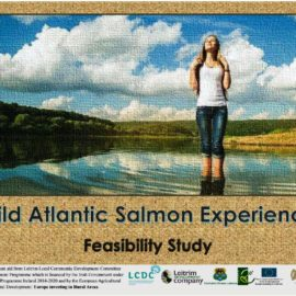 Cover Wild Atlantic Salmon Way Feasibility Study