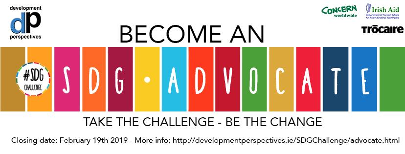 SDG Advocacy Programme Details