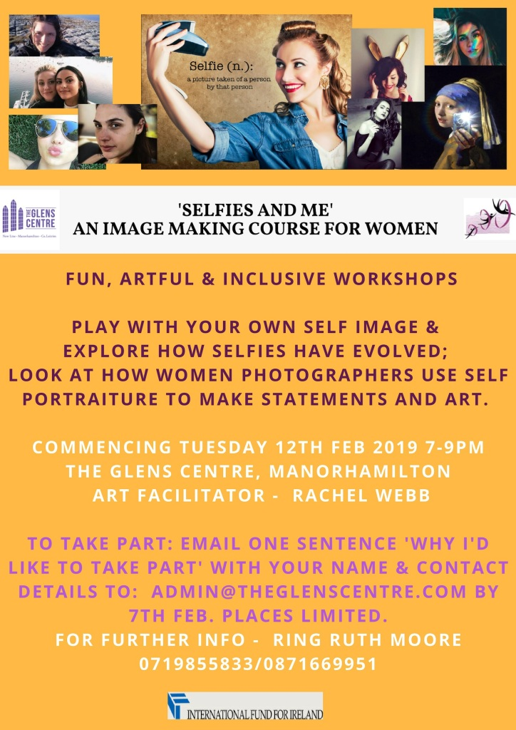Selfies and Me Poster