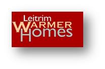 Leitrim Warmer Homes Logo