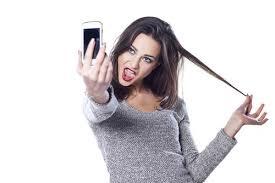 Taking a Selfie