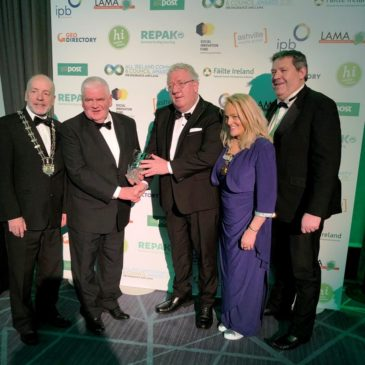 LEITRIM COUNTY COUNCIL WIN NATIONAL IMPACT AWARD