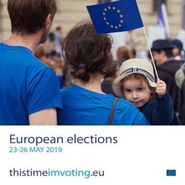 European elections 23 – 26 May 2019