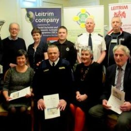 Leitrim Defibrillator Map Launch