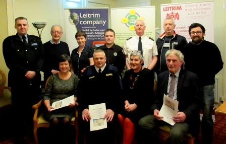Formal Launch of Leitrim Defibrillator Map