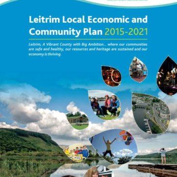 Leitrim Local Economic and Community Plan 2015-2021