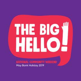 The Big Hello Poster