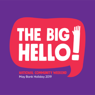 THE BIG HELLO 2019 – Funding Available