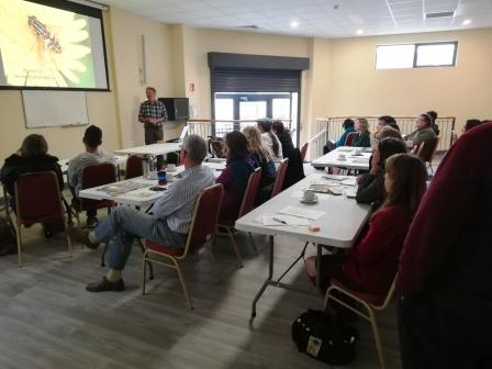 Update from Donegal Sligo Leitrim Environmental Network Showcase