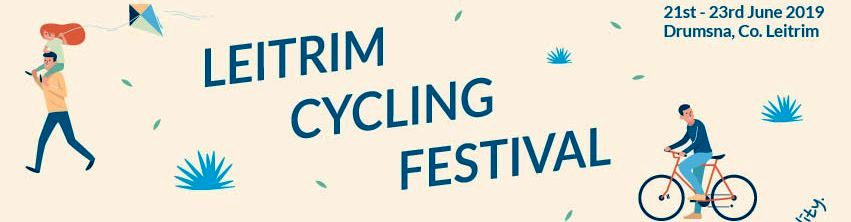 Leitrim Cycling Festival Banner