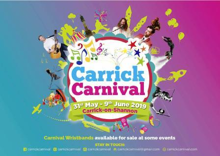 Carrick Carnival Cover