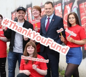 Coca-cola Thank You Fund 2019
