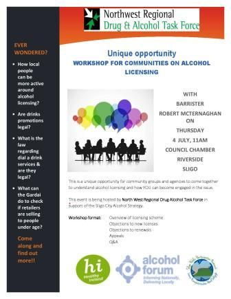Alcohol Licensing – Community Action on Alcohol