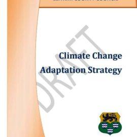 LCC Draft Climate Change Adaptation Strategy