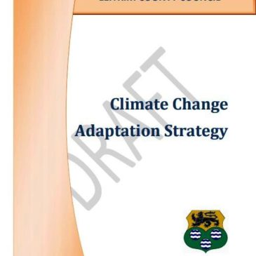 Draft Climate Change Adaptation Strategy – Leitrim