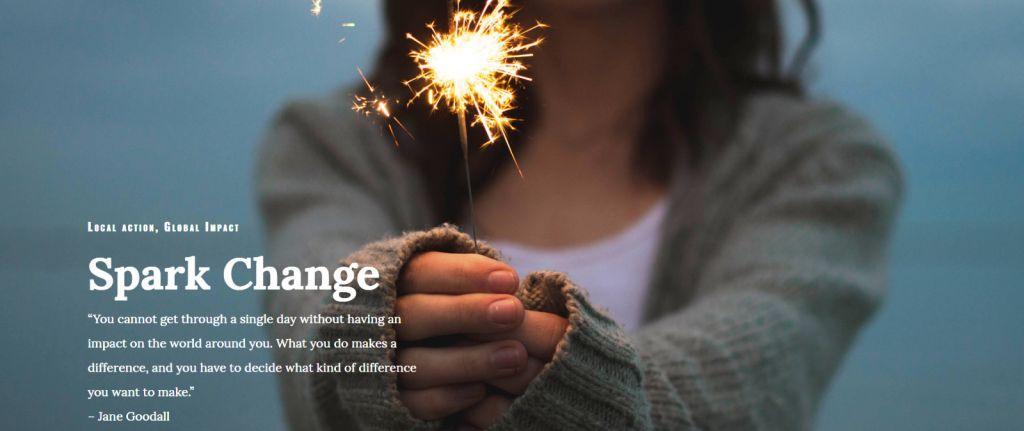 Spark Change image