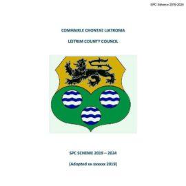 Cover Revised Scheme for SPCs Leitrim