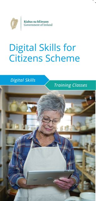 Digital Skills for Citizens Scheme