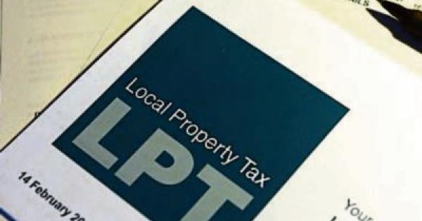 LPT – Local Property Tax -Have Your Say