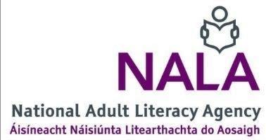 National Adult Literacy Agency logo