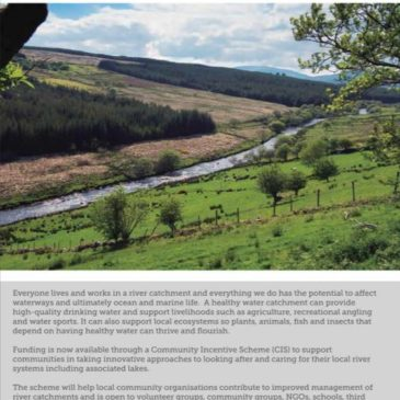 Arney Catchment – Launch of the 'Community Incentive Scheme'