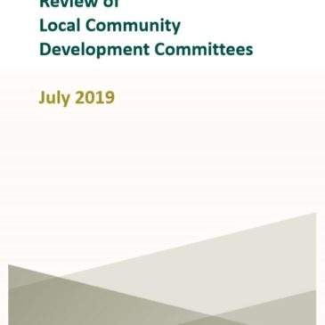 LCDCs – Review of Local Community Development Committees