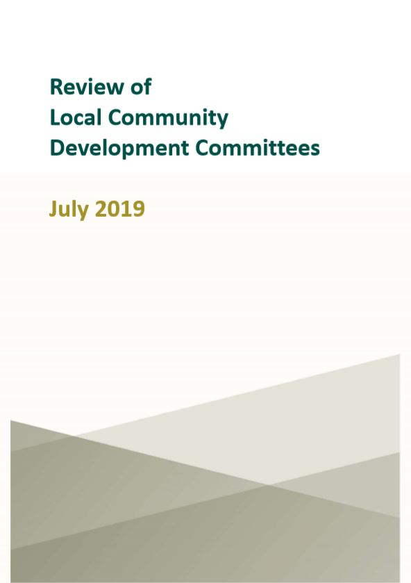 Cover of LCDCs Review July 2019