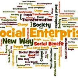 social enterprise wordle
