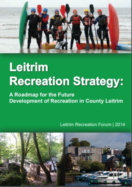 Leitrim Recreation Forum Strategy Cover
