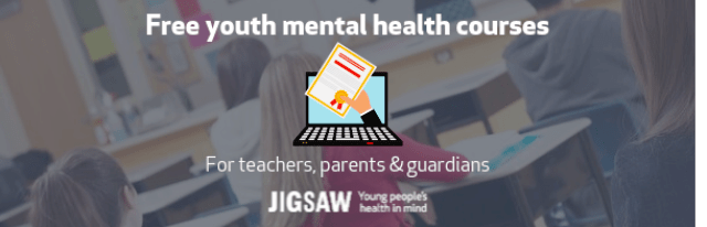 New youth mental health courses now available