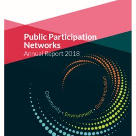 Cover of PPN Annual Report 2018