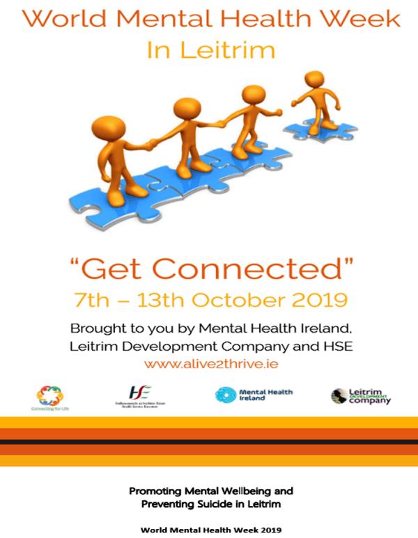 Mental Health week cover