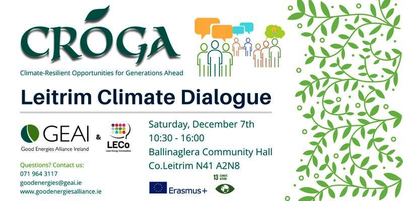Climate Action Dialogue in Leitrim