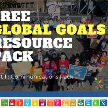 SDG – Sustainable Development Goals – Outline and Resources Pack