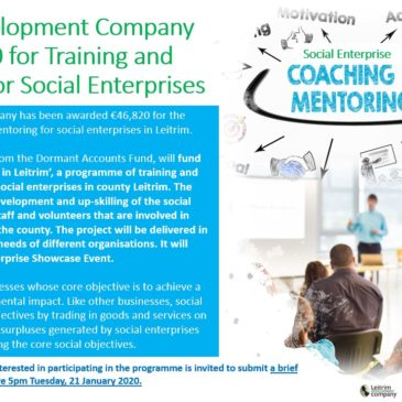 Training and Mentoring for Social Enterprises
