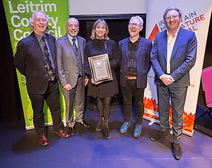John McGahern Award Opens